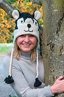 Bear Woollen Hat