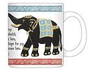 Boxed Elephant Mug