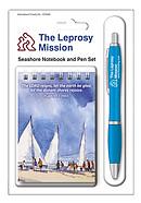 Eddie Askew Seashore Notebook & Pen Set