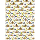 Noahs Ark 2 Gift Wrap and 2 Tags