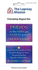 2 Friendship Magnets