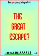 Tracts: The Great Escape 50-pack