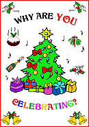 Tracts: Why Are You Celebrating? 50-pack (Christmas)