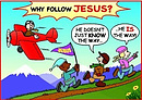 Tracts: Why Follow Jesus? 50-pack