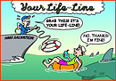 Tracts: Your Life Line 50-pack
