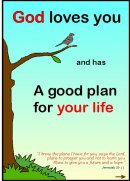 Tracts: God Loves You 50-pack