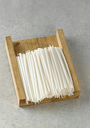 White Hand Hold Candle - Pack of 200