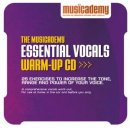 The Musicademy Essential Vocals Warm-up CD