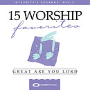 15 Worship Favourites: Great Are You Lord