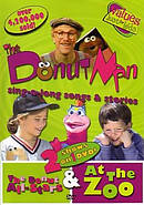 The Donut All Stars & At The Zoo DVD