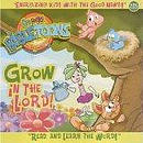 Bible Toons Episode 1 Book Grow in the Lord 8x8 softcover Paperback Book