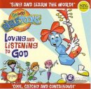 Bibletoons: Loving and Listening to God CD