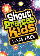 Shout Praises Kids: I Am Free DVD