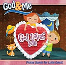 God & Me - God Loves Me CD