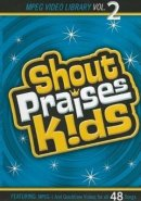 Shout Praises Kids MPEG Video Library Volume 2 Box Set