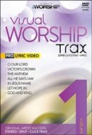 Visual Worship Trax Vol. 1 Dvd+    Dvd-rom