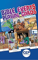 Bible Events Playing Cards