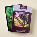 Sympathy - Peaceful Paths - 12 Boxed Cards