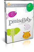 Praise Baby Collection DVD Gift Set