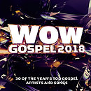 Wow Gospel 2018 CD