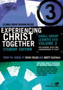 Experiencing Christ Together Student Edition Volume 3 DVD