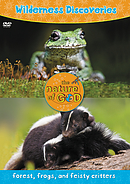 Wilderness Discoveries: Forest, Frogs, and Feisty Critters DVD