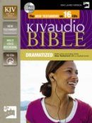 KJV New Testament Dramatized Unabridged Audio CD