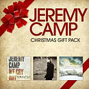 Jeremy Camp Christmas Gift Pack 3CD
