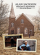Precious Memories - Live At The Ryman DVD