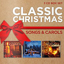 Classic Christmas Songs and Carols 3 CD