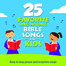 Audio CD-25 Favorite Sing-A-Long Bible Songs For Kids