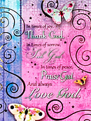 Love God Journal