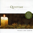 Quietime: Peace On Earth (Christmas Instrumental) CD