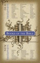 Postcard/books Of The Bible