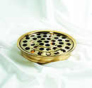 Brass Tray and Disc