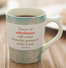 Times of Refreshment Mug