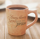 Blessed Be Your Name Mug