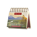 Unto the Hills Perpetual Calendar - Billy Graham