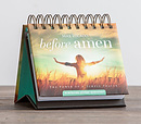 Before Amen 365 Day Perpetual Calendar