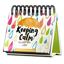 Keeping Calm - 365 Day Perpetual Calendar