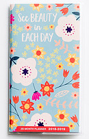See Beauty in Each Day - 2018 28-Month Planner