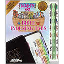Noah's Ark Rainbow Bible Tabs