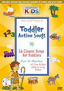 Kids Classics Toddler Action Songs DVD