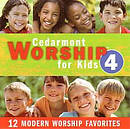 Cedarmont Worship For Kids 4 CD