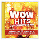 WOW Hits 20th Anniversary 2CD