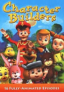 Character Builders - Eight DVD Set
