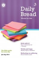 Daily Bread July to September 2014