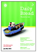 Daily Bread January - March 2015