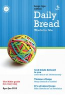 Daily Bread Large Print April June 2015