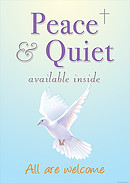 Peace and Quiet- A2 Poster